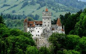 Draculaburg in Transsylvanien