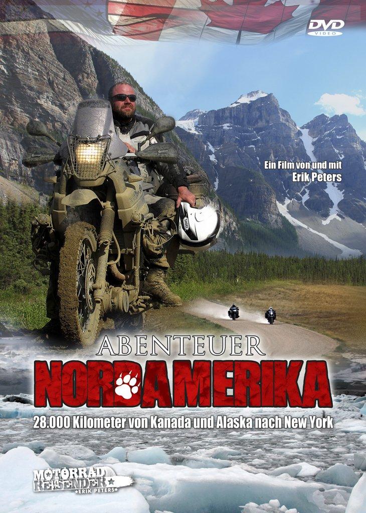 DVD - Abenteuer Nordamerika - 28.000 Kilometer von Kanada durch Alaska nach New York
