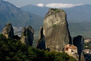 Meteora Klöster in Griechenland