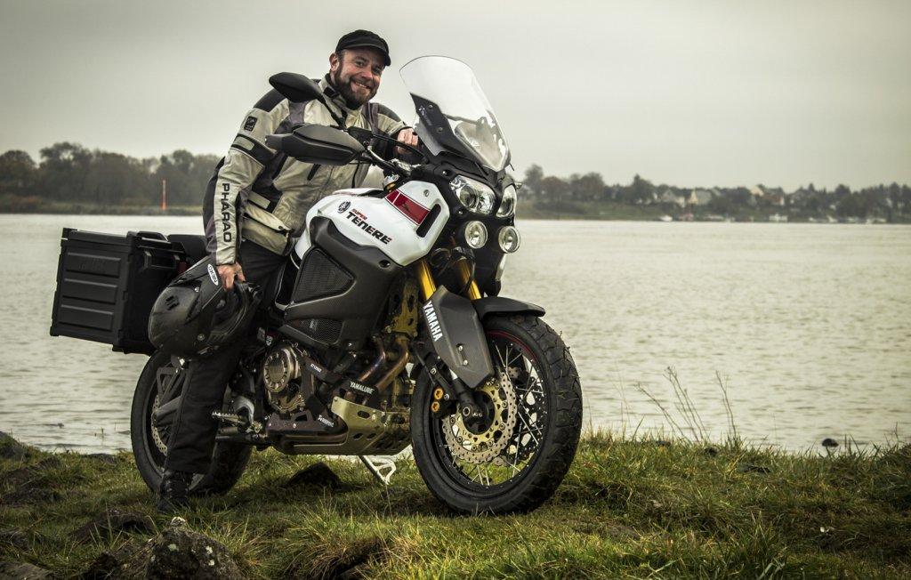 Mein aktelles Motorrad - die XT1200ZE