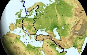 28.000 Kilometer durch 18 Länder