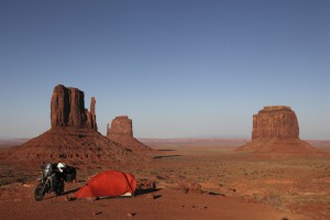 Monument Valley - grenze Utah-Arizona