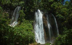 """Der """"El Rocio"""" Wasserfall - ein lohnenswerte Tagesausflug ab Trinidad"""